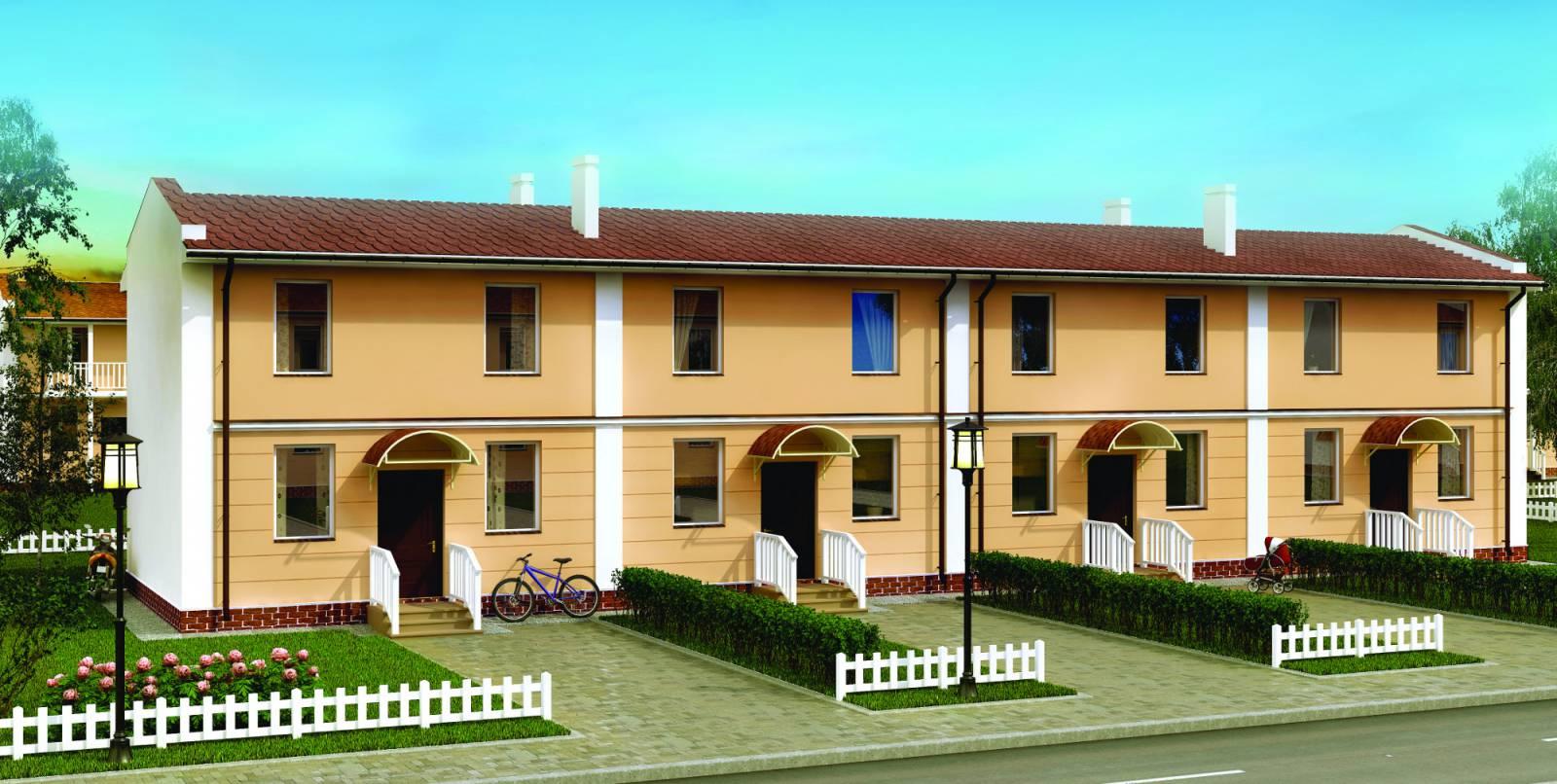 салоне малоэтажный жилой комплекс таунхаусы нас есть